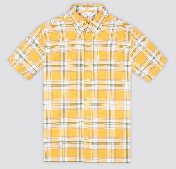 Ben Sherman archive shirts