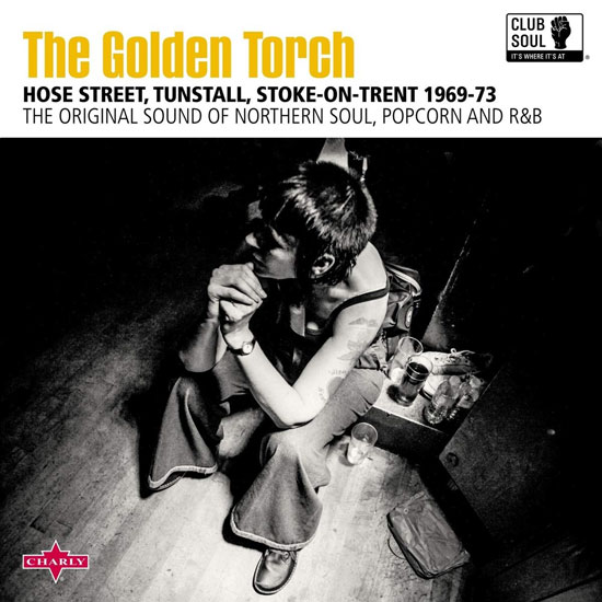 The Golden Torch on heavyweight vinyl (Charly Records)