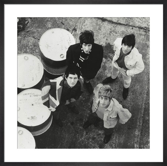 1960s David Wedgbury art prints