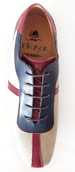 New 1960s Lane Shoes at Dr. Watson Shoemaker