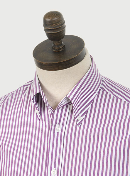 1960s woven button-down shirts at Art Gallery Clothing