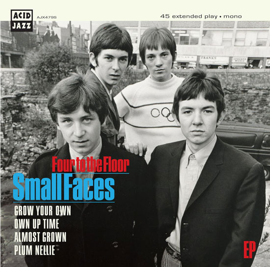 Small Faces - Four To The Floor EP (Acid Jazz)