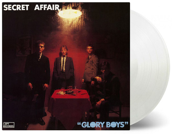 Secret Affair - Glory Boys 40th-anniversary reissue