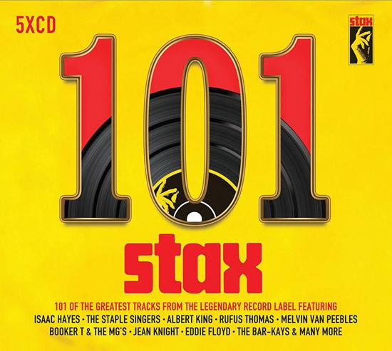 11. 101 Stax