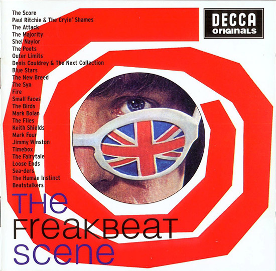 14. The Freakbeat Scene