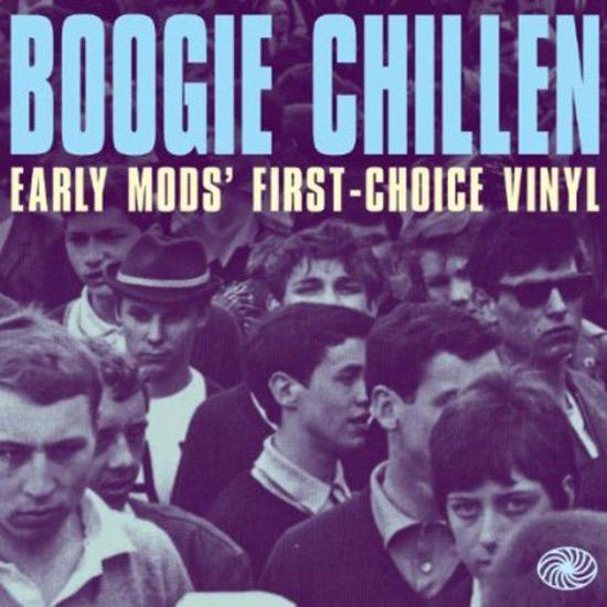 15. Boogie Chillen - Early Mods' First-Choice Vinyl