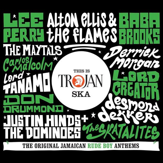 18. This Is Trojan Ska