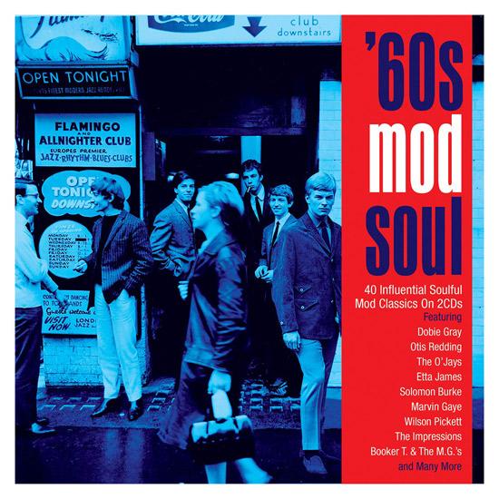 6. 60s Mod Soul