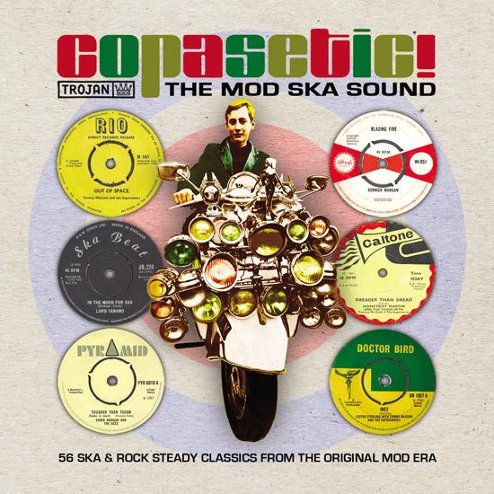 8. Copasetic! The Mod Ska Sound