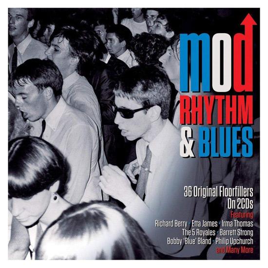 9. Mod, Rhythm & Blues