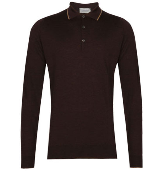 20 per cent off at the John Smedley Outlet