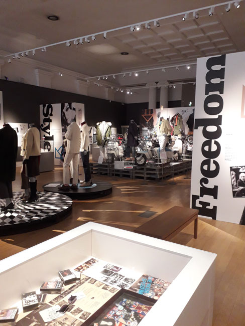 8. Mods: Shaping a Generation book and exhibition in Leicester