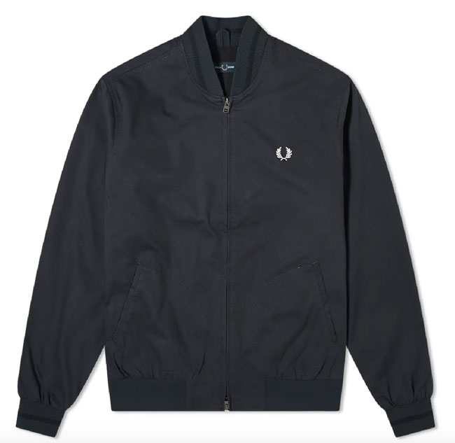 Discounted Fred Perry in the End Sale
