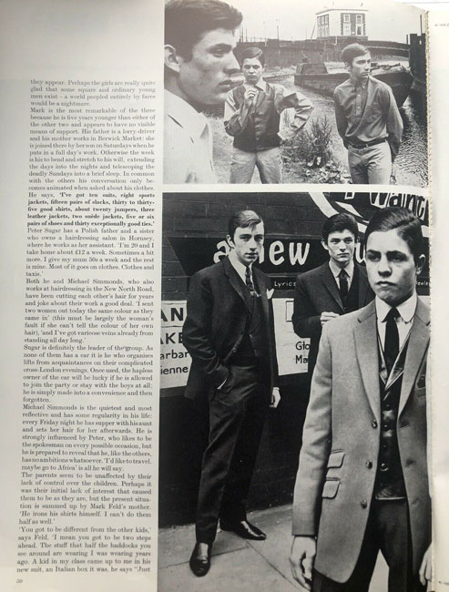 Rare and classic mod magazines for sale on eBay