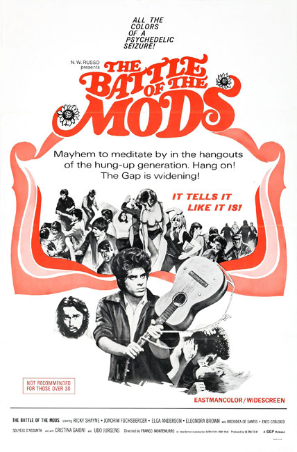 On YouTube: Battle of the Mods (1965)