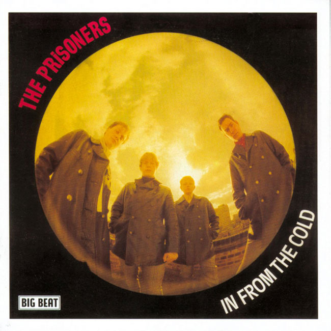 The Prisoners - In From The Cold vinyl reissue