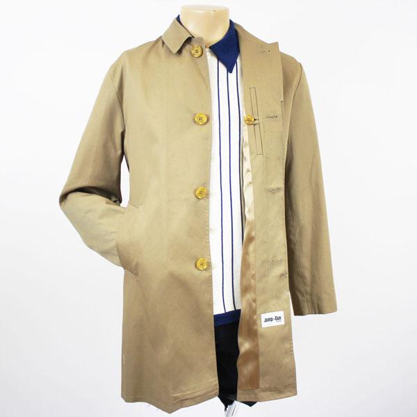 2. 1960s raincoat by Jump The Gun