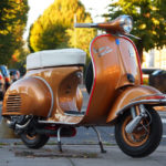1962 Vespa Douglas Sportique Grand Luxe on eBay