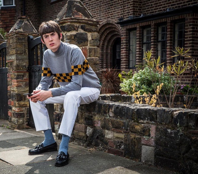 Reuben Billingham talks the Anglozine London label