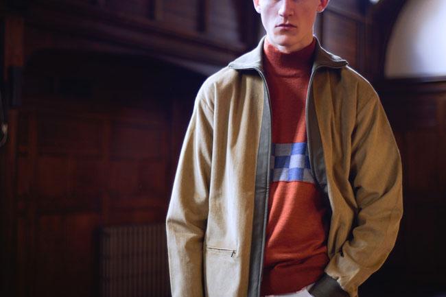 Anglozine London clothing