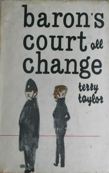 First edition of Baron's Court All Change