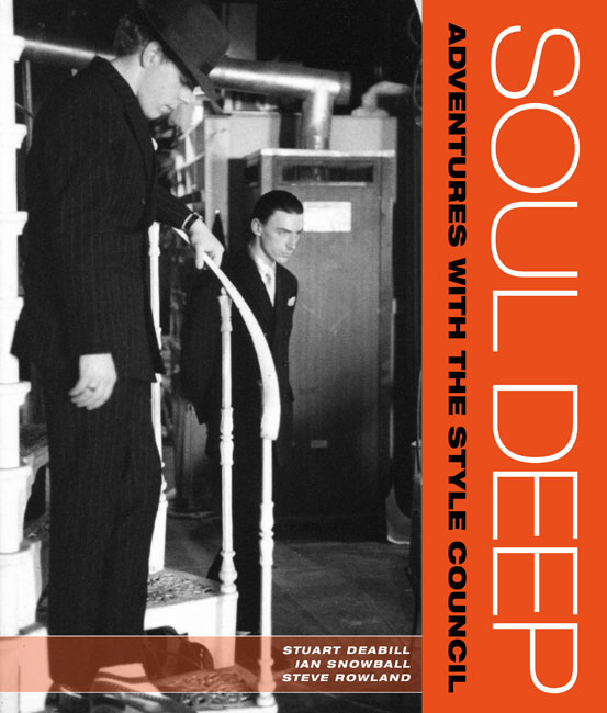 Sturt Deabill talks the Style Council Soul Deep book