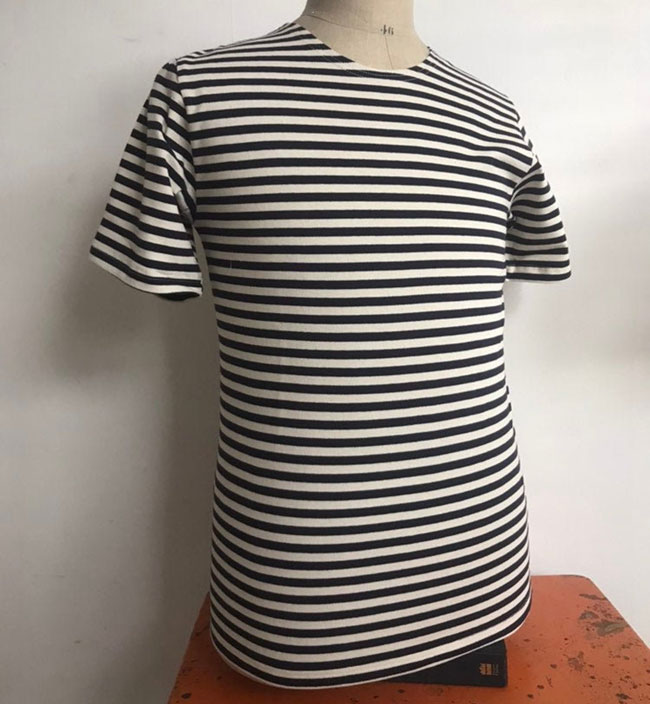 Vintage Breton tops at Ham Yard Vintage