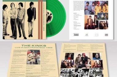 New vinyl: The Kinks - Live In San Francisco 1969