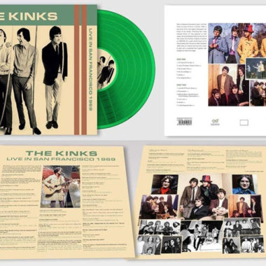 New vinyl: The Kinks - Live In San Francisco 1969