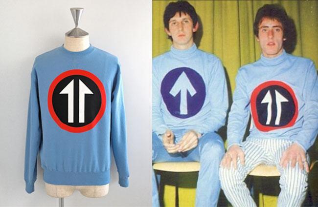 1960s pop art clothing by Pop Gear