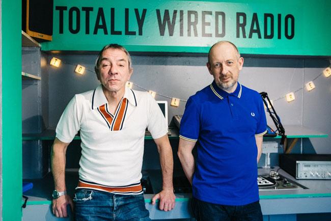 Eddie Piller talks Totally Wired Radio