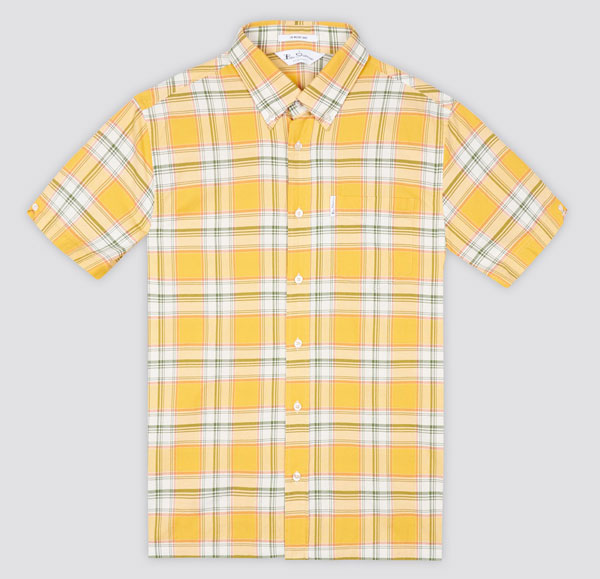 Melody button-down shirt