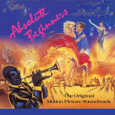 Absolute Beginners soundtrack vinyl reissue