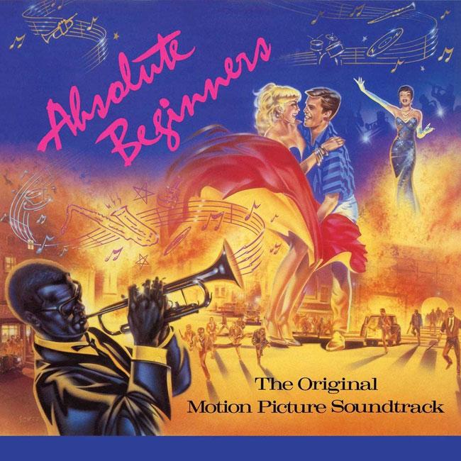 Absolute Beginners soundtrack vinyl reissue