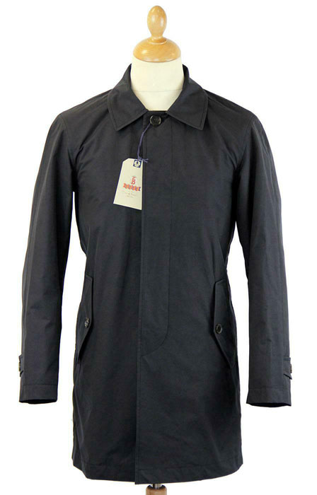 Heavily discounted Baracuta trench coats at eBay