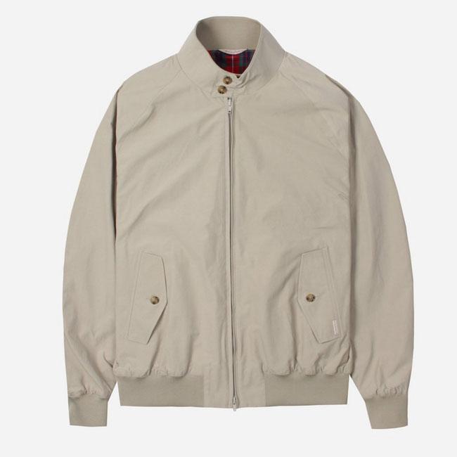 Baracuta G9 Archive Authentic Fit Harrington jackets discounted
