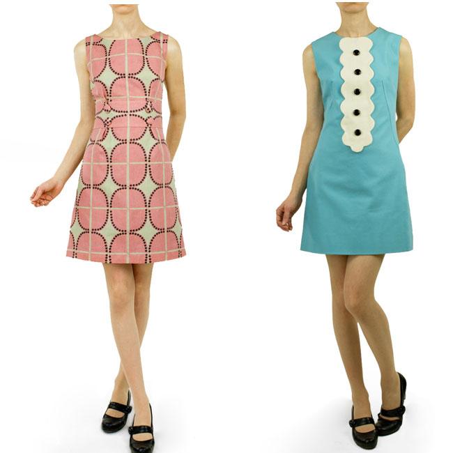 5. Dada Dress Mod and 1960s dresses