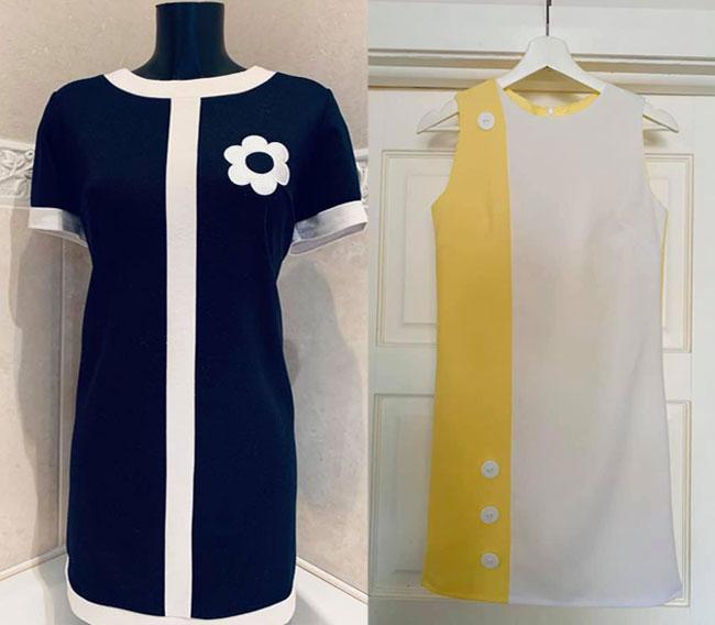 6. Daisies Mod dresses