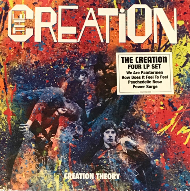 The Creation - Creation Theory vinyl box set
