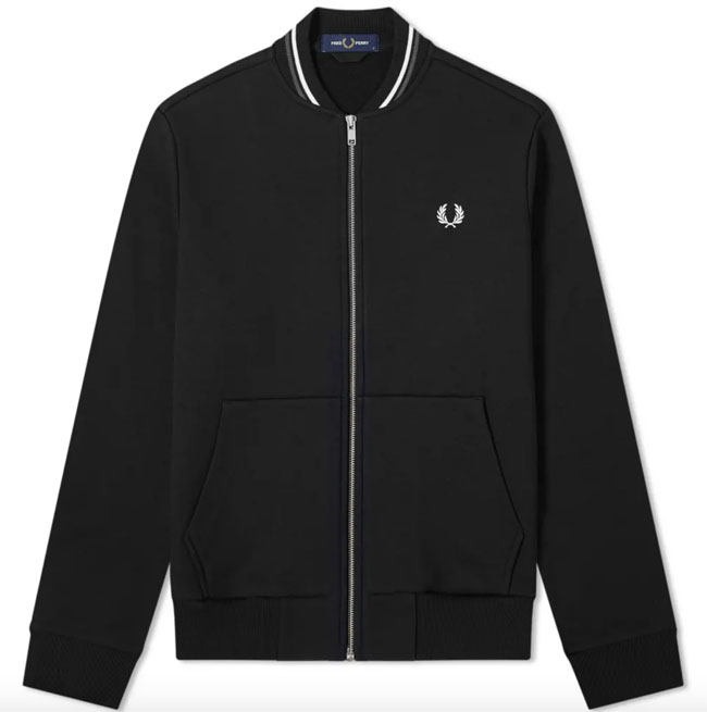 Fred Perry classics in the sale at End Clothing