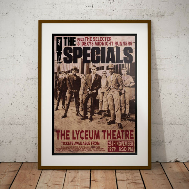 The Specials at the Lyceum 1979