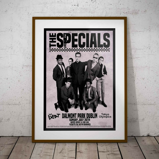 The Specials final gig in Dublin 1981