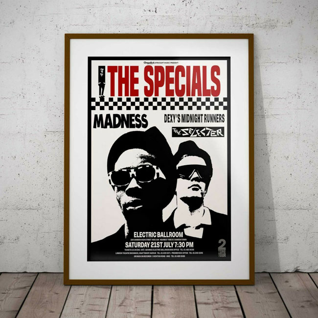 The Specials at the Electric Ballroom