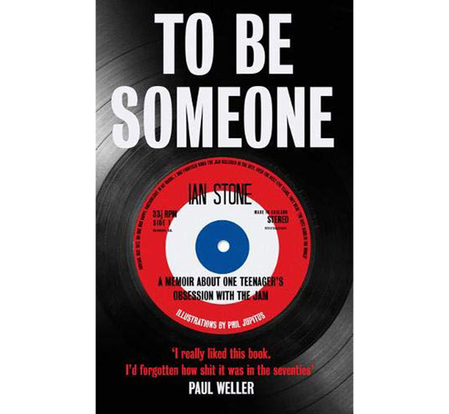 New book: To Be Someone by Ian Stone