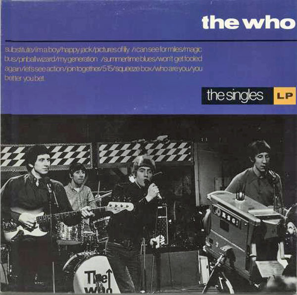 The Who: The Singles