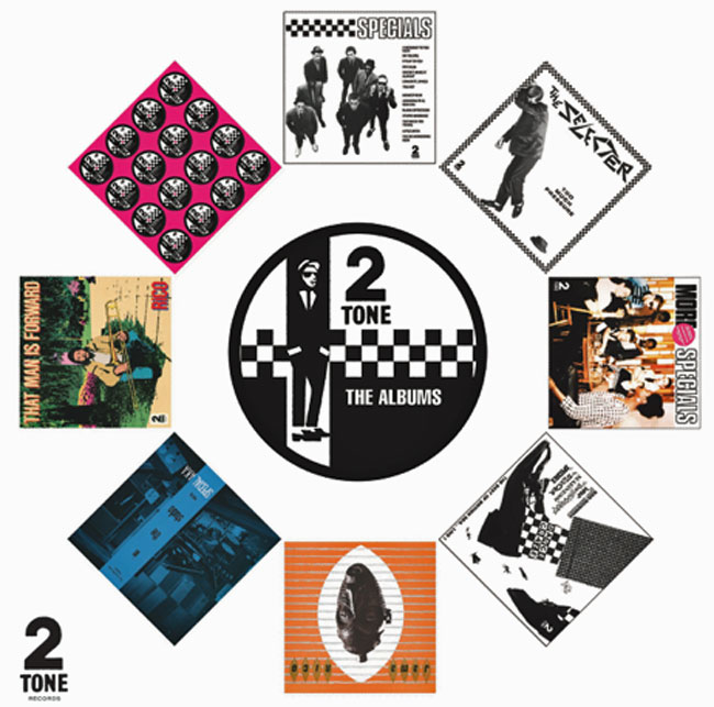 2 Tone: The Albums CD box set confirmed for release