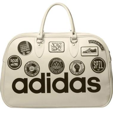 Soul scene-inspired Adidas holdall reissue