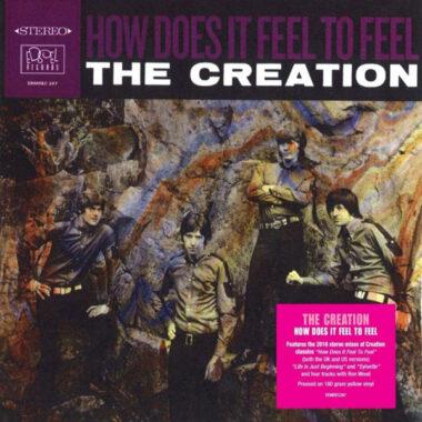 The Creation coloured vinyl album releases