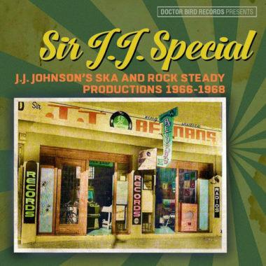 J.J. Johnson's Ska and Rocksteady Productions 1966-1968 CD set