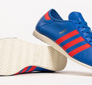 Reissued: Adidas Paris City Series trainers